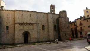 Cathedral de Santa Maria (12th century)
