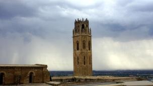 70 m high Octagonal tower