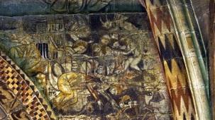 murals of old battles