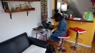 Livingroom/kithen