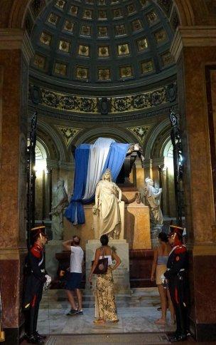 Tomb of San Martin
